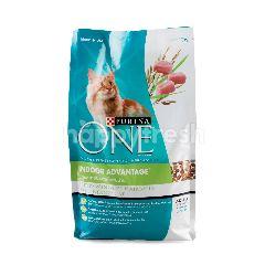 เพียวริน่า วัน อาหารแมวโต สูตรสำหรับแมวเลี้ยงในบ้าน