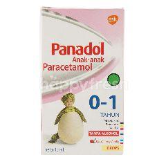 Panadol Anak-anak Paracetamol