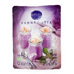 Omura Panna Cotta Taro