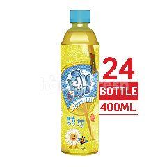 เย็นเย็น น้ำเก๊กฮวย ผสมน้ำผึ้ง 400 มล. (แพ็ค 24)