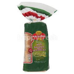 MASSIMO Grande Sandwich Loaf With Wheat Germ