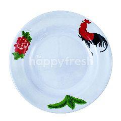 Vanda Piring Makan 9 Ayam Pf39