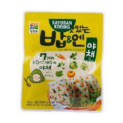 Chung Jung Won Sayuran Kering