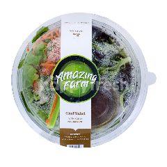 Amazing Farm Chef Salat + Saus Madu Organik