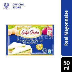 Lady's Choice Real Mayonnaise Dressings 50ML
