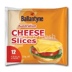 Ballantyne Australian Cheese Slices 200G