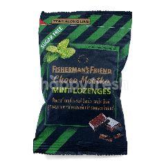 ฟิชเชอร์แมนส์ เฟรนด์ ลูกอม ปราศจากน้ำตาล รสช็อกโกเเลต เเละกลิ่นมินต์ 25 กรัม
