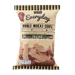Sweet & Green Whole Wheat Chips Original Flavour