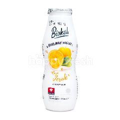 BioKul Minuman Yogurt Rasa Jeruk