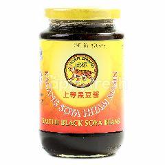 Tiger Brand Salted Black Soy Beans