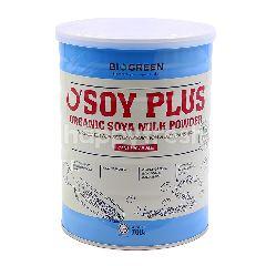BIOGREEN Cane Sugar Free Organic Soya Milk Powder