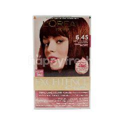 L'Oreal Excellence Crème No.6.45 Blonde Gelap Mahogani Cooper