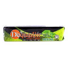 Aspen Dequadin Hard Candy Menthol