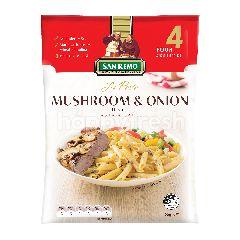 San Remo La Pasta Creamy Mushroom & Onion Flavour