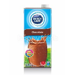 Dutch Lady Milk UHT Pure Farm Chocolate 1L