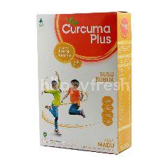 Curcuma Plus Susu Bubuk Rasa Madu 1-6 Tahun