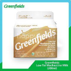 Greenfields Susu Pasteurisasi Rendah Lemak Rasa Mokacino