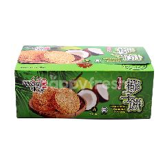 Weng Kee Traditional Coconut Cookies