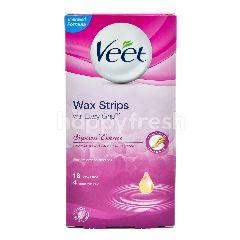 Veet Strips Suprem' Essence Hair Wax