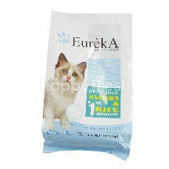 Eureka Makanan Kucing Holistik Salmon dan Nasi