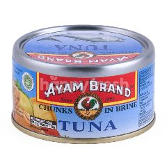 Ayam Brand Potongan Tuna dengan Air Garam