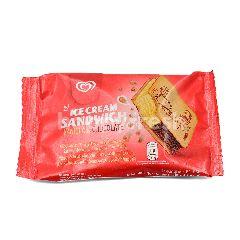 Wall's Vanilla & Chocolate Ice Cream Sandwich