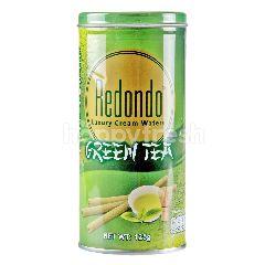 รีดอนโด้ เวเฟอร์สอดไส้ครีมรสชาเขียว