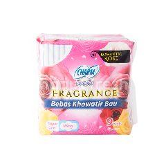 Charm Body Fit Fragrance Super Tipis Sayap