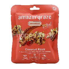 Amazin' Graze Coconut Kaya Bites Granola