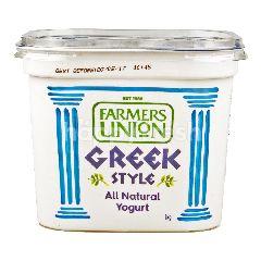 Farmers Union Greek Style Natural Yogurt 1 kg
