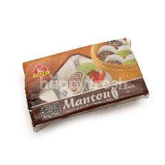 KG Pastry Mantou Chocolate Oriental Bun