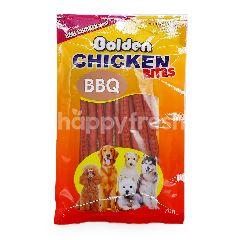 Golden BBQ Flavour Chicken Bites
