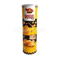 Mister Potato Honey Cheese Potato Crisps