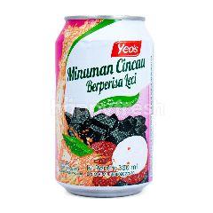 Yeo's Minuman Cincau Rasa Leci