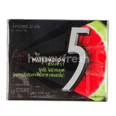 Wrigley's 5 Tempest Watermelon Gum