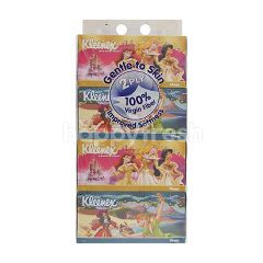 Kleenex Disney Tissues 2PLY (4x150 Sheets)