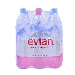 เอเวียง น้ำแร่ธรรมชาติ 1.25 ลิตร (แพ็ค 6)