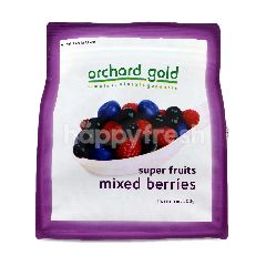 Orchard Gold Super Fruits Mixed Berries 500G