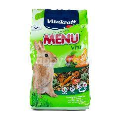 VITAKRAFT Makanan Kelinci Premium Menu Vital