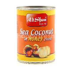 Ali Shan Canned Sea Coconut In Honey (Sliced)