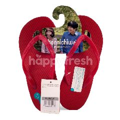 Konnichiwa Girl Flip Flops Series 6 Black