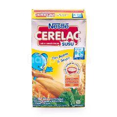 Cerelac Sereal Susu Tim Ayam & Sayur 6-24 Bulan