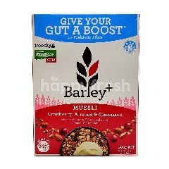 Freedom Foods Barley + Muesli Cranberry, Almond And Cinnamon