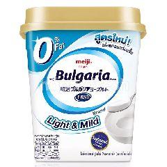 บัลแกเรีย โยเกิร์ตสูตรไขมัน 0% 450 กรัม