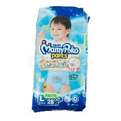 MamyPoko Popok Celana Bayi Ekstra Lembut Ukuran L