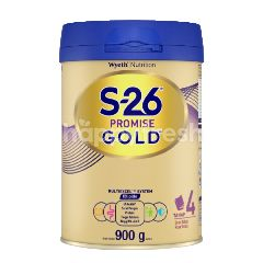 S-26 Promise Gold Tahap 4 Susu Bubuk Vanila
