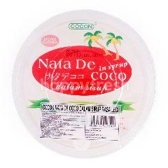 Cocon Nata De Coco Sirup Leci