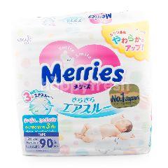 เมอร์รี่ส์ เทป แรกเกิด (แพ็ค 90)