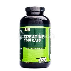 Optimum Nutrition Creatine 2500 Caps 100's