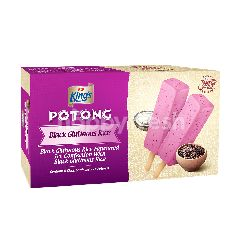 King's Potong Black Glutinous Rice Ice Cream
